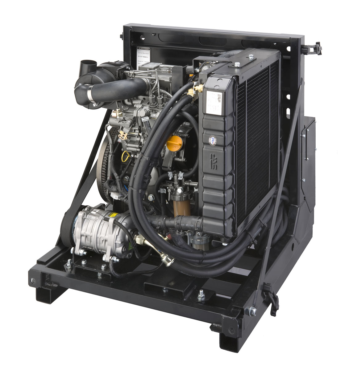 Go Green Auxiliary Power Unit | Truck APU | Save $7,000 Annually