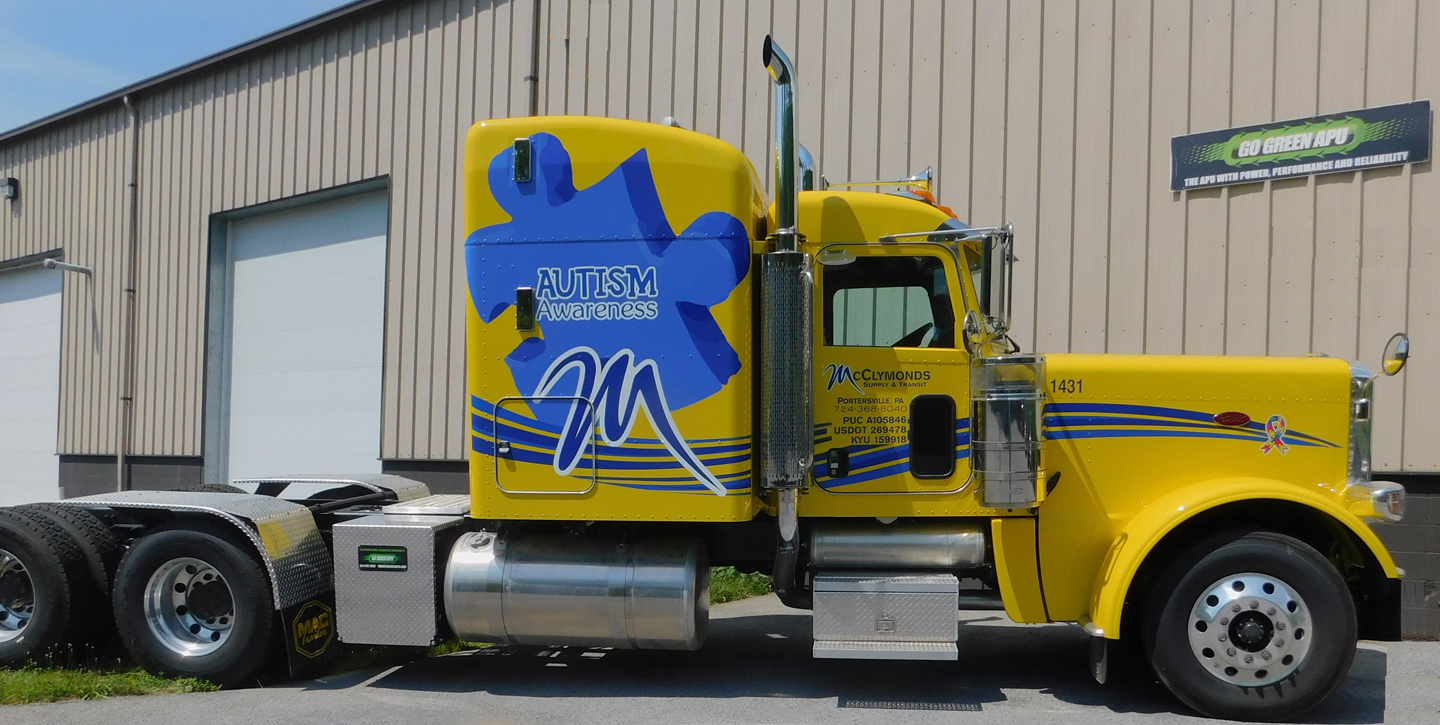 Auxiliary Power Units for Semi Trucks | Go Green APU