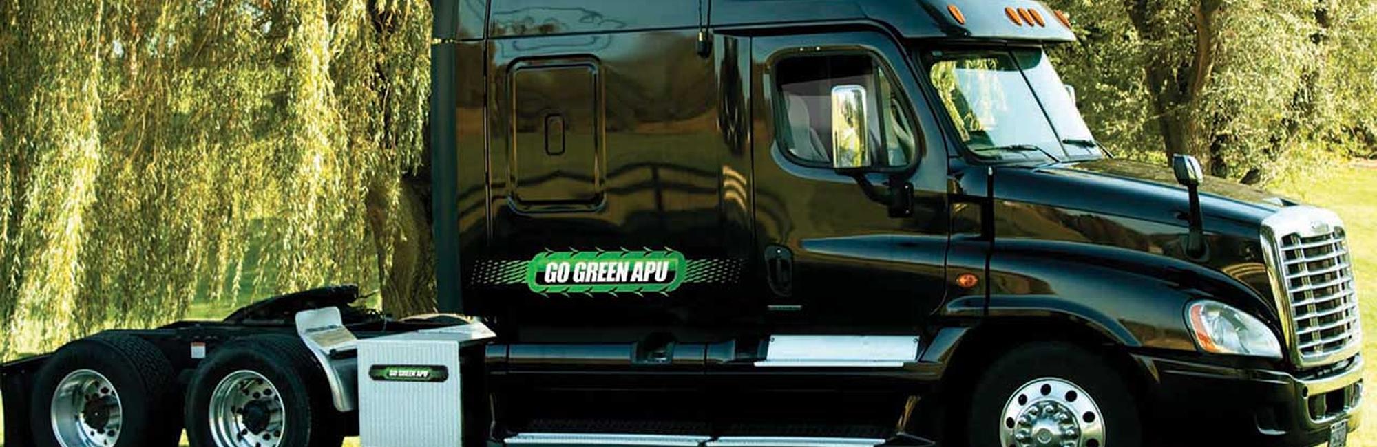 Go-Green-APU-Truck
